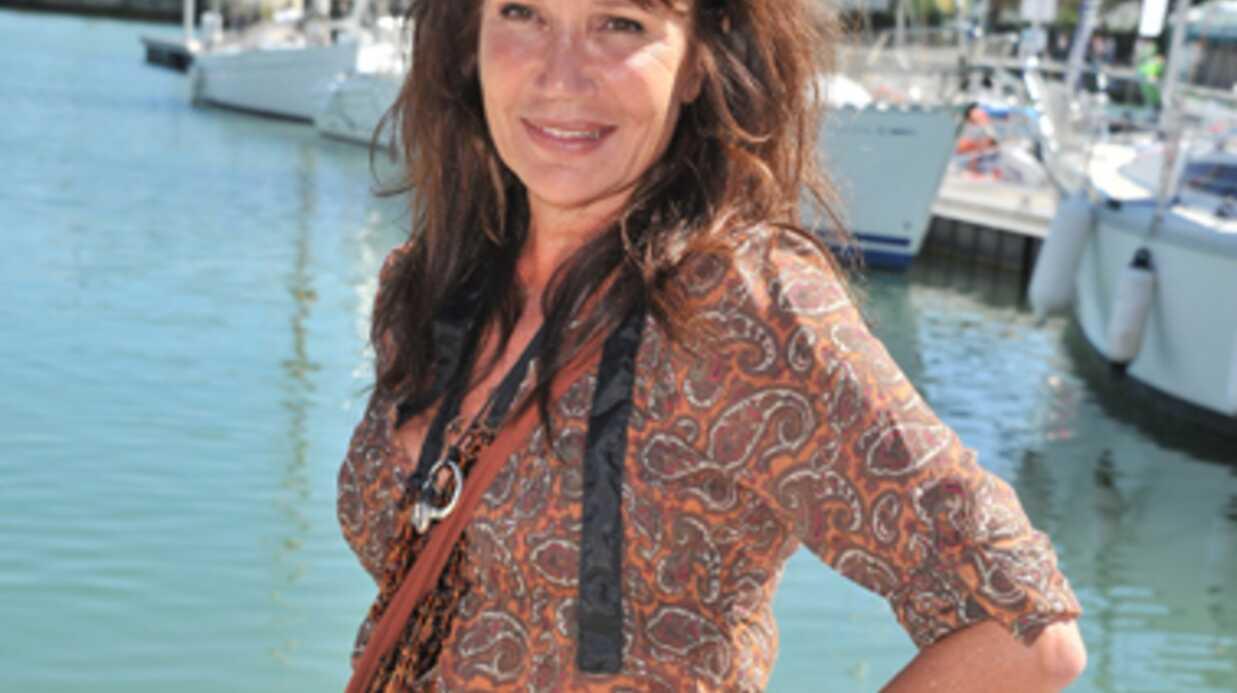 Clémentine Célarié se confie sur la maladie d'Alzheimer
