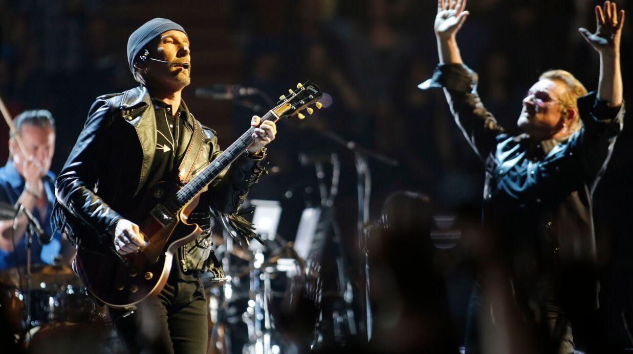 U2: une salle de concert évacuée après l'entrée d'un homme armé