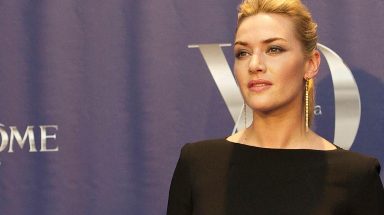 Kate Winslet échappe à un incendie chez Richard Branson