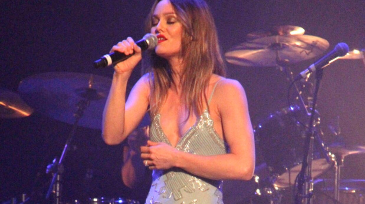 Vanessa Paradis en duo avec Benjamin Biolay