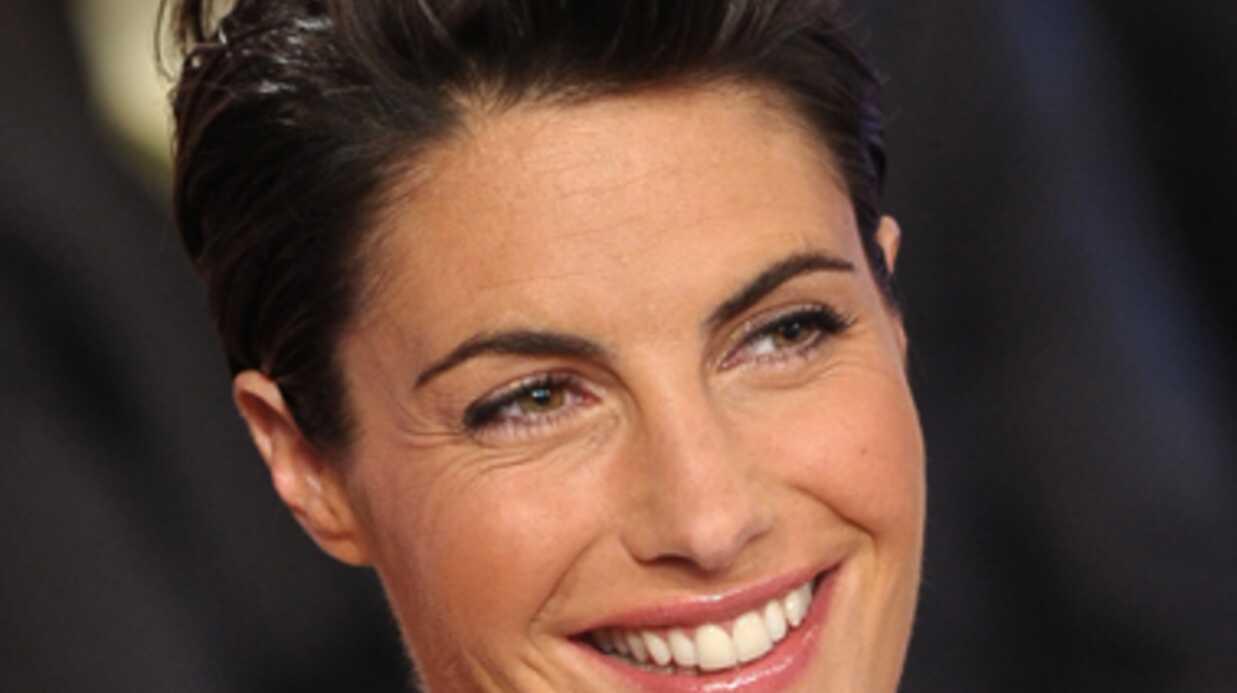 Alessandra Sublet: son bonheur et ses peurs de jeune maman