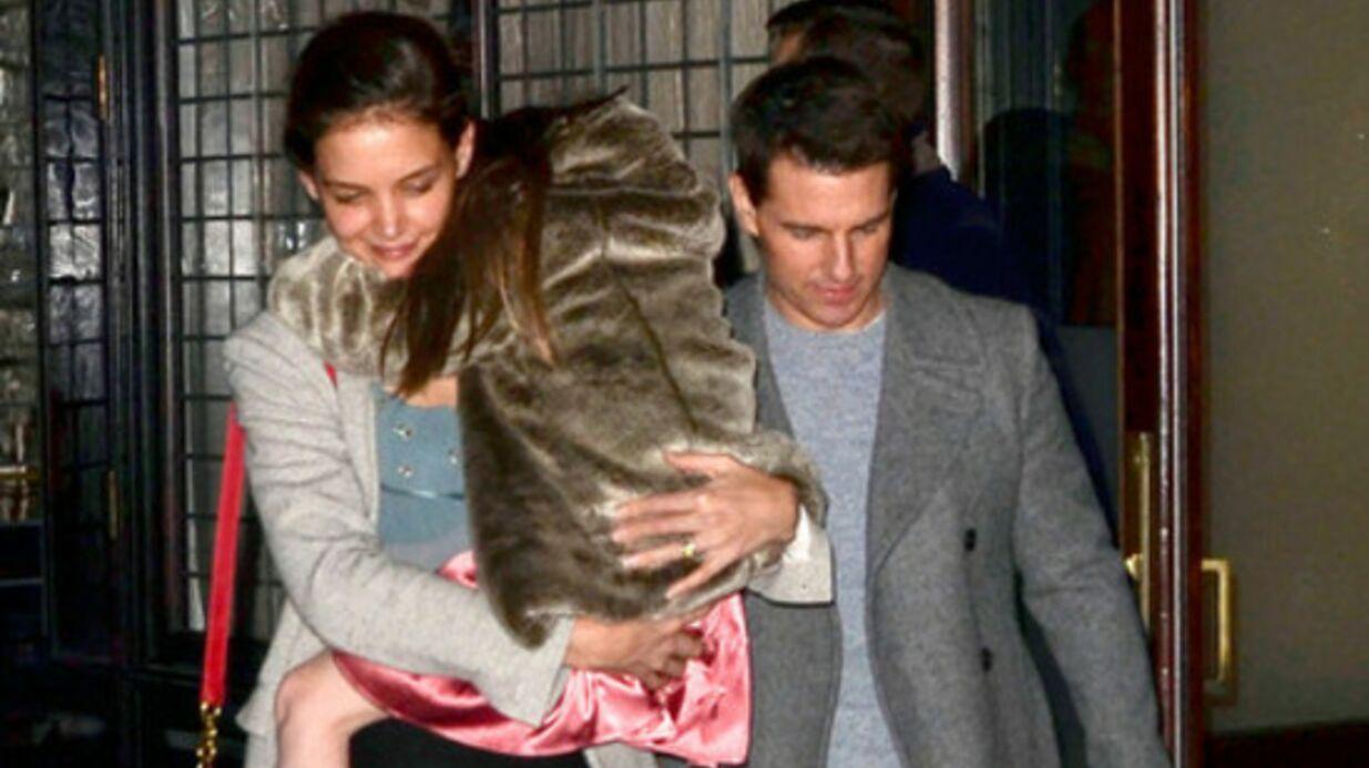 Katie Holmes et Tom Cruise officiellement divorcés