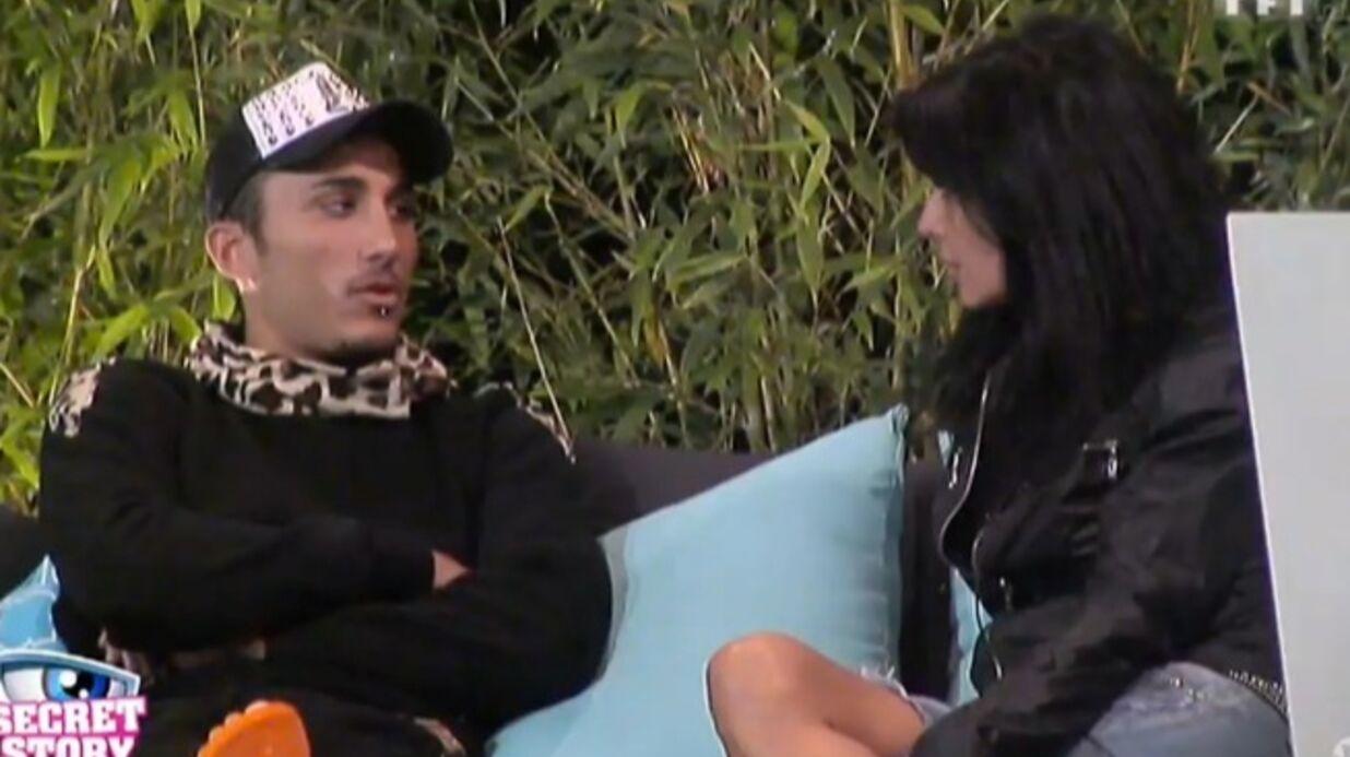 Secret Story 8: Nathalie manipule Aymeric (et insulte Vivian)