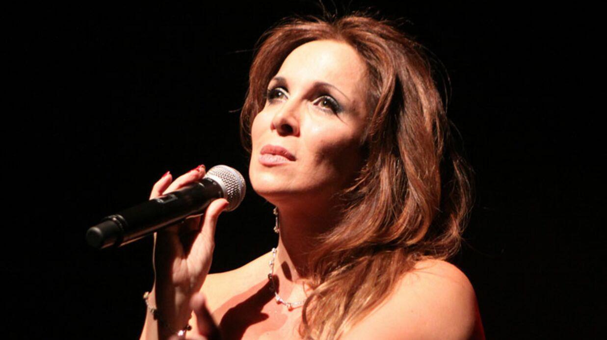 Hélène Segara souffre d'un problème aux yeux