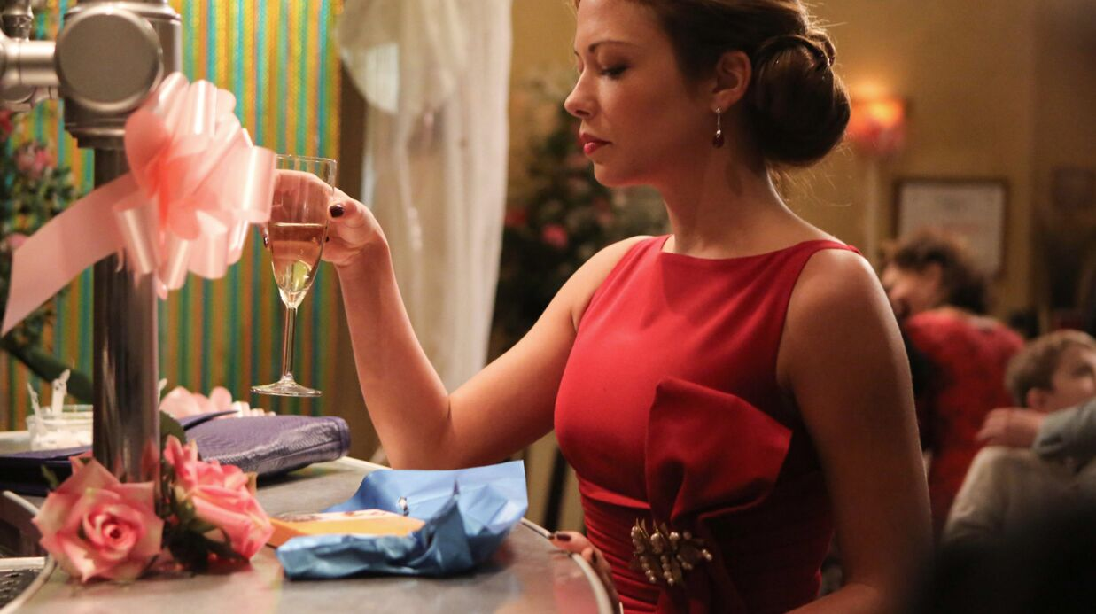 Dounia Coesens arrête Plus belle la vie «pour longtemps»
