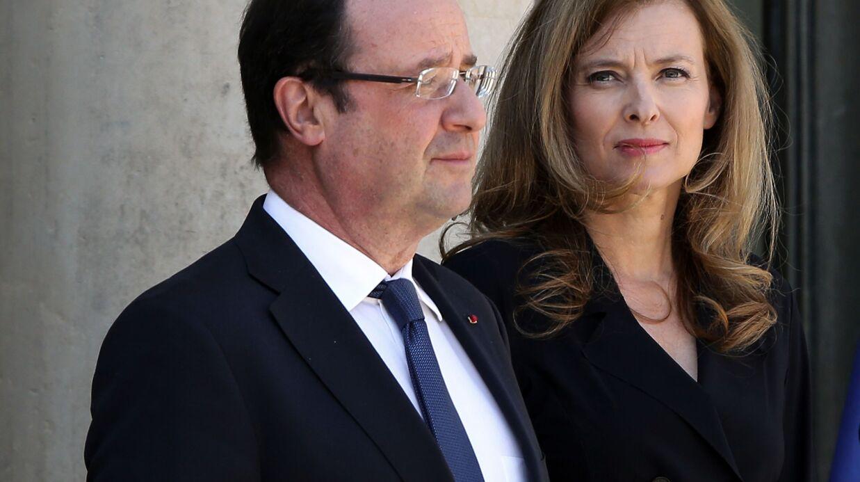 François Hollande tente-t-il de reconquérir Valérie Trierweiler?