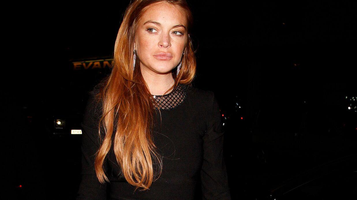 Sans le vouloir, Lindsay Lohan a traité ses fans «d'ânes» en arabe