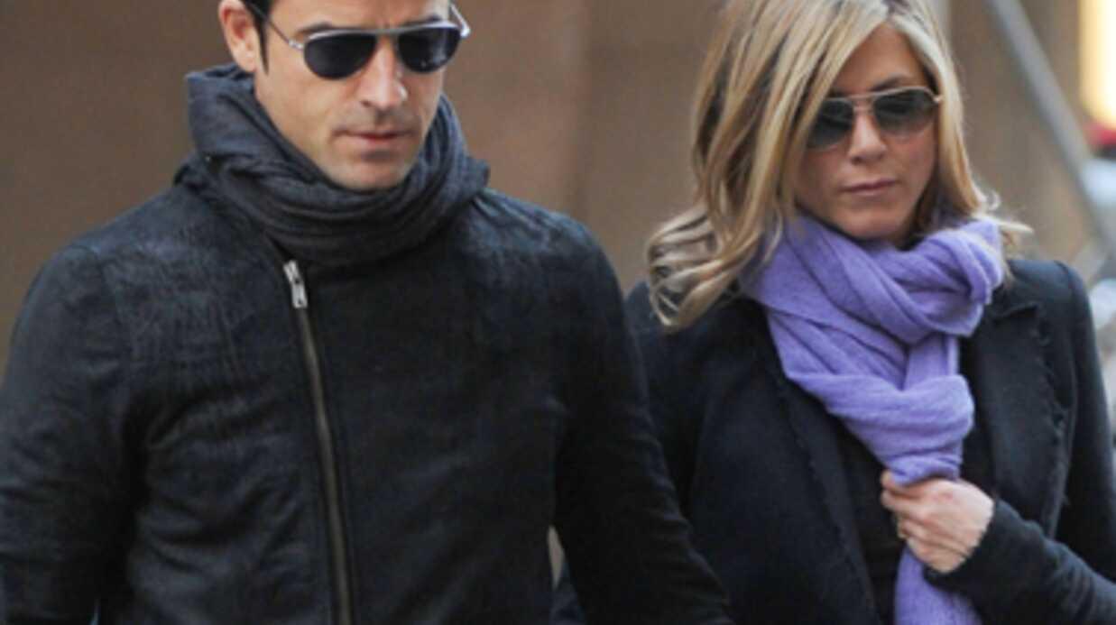 Découvrez la carte de vœux de Jennifer Aniston et Justin Theroux
