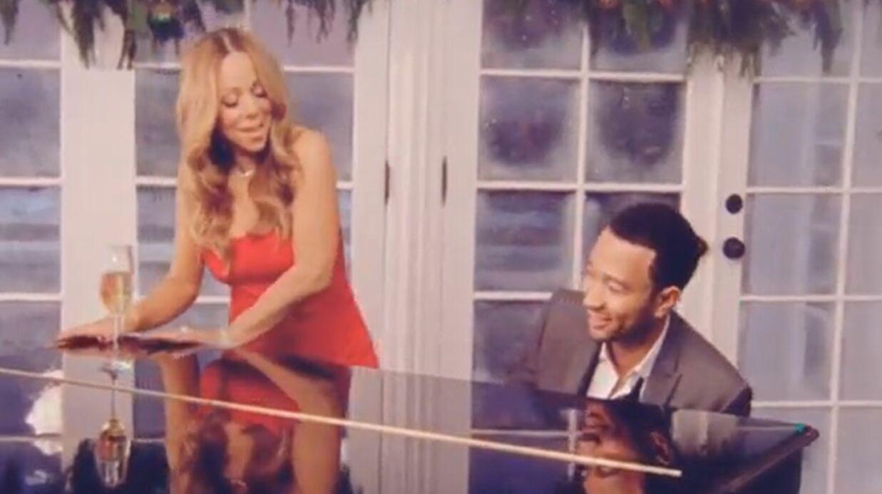 VIDEO Mariah Carey enrôle ses jumeaux dans son dernier clip