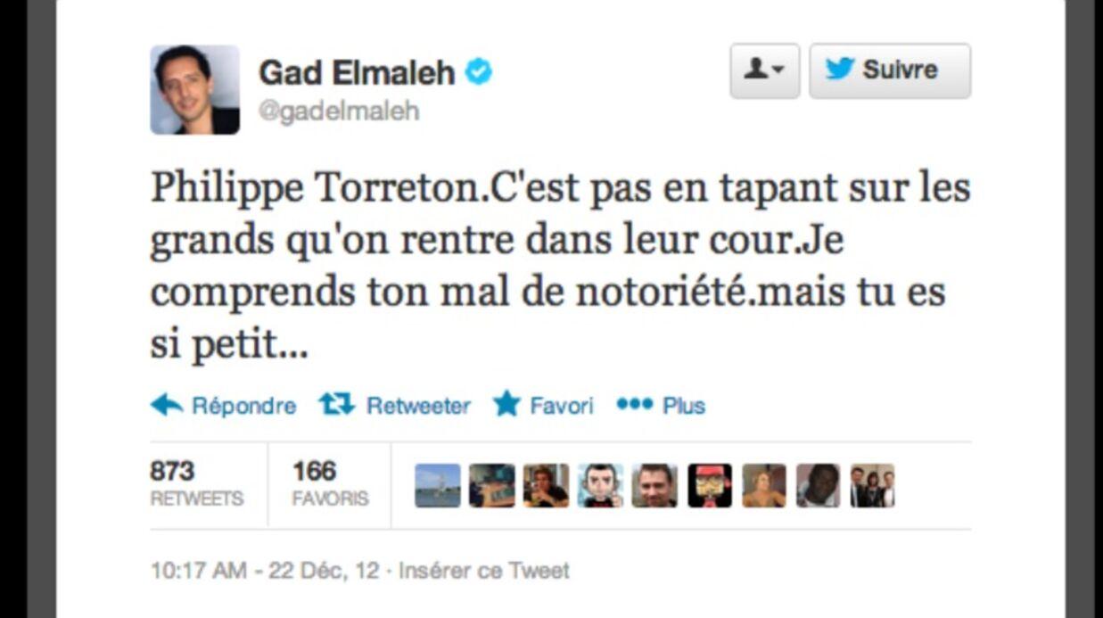Gad Elmaleh tente une vanne pour défendre Gérard Depardieu
