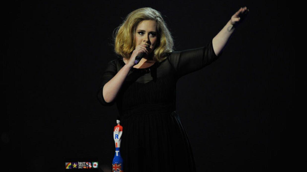 La grand-mère d'Adele a fait une crise cardiaque lors des Brit Awards