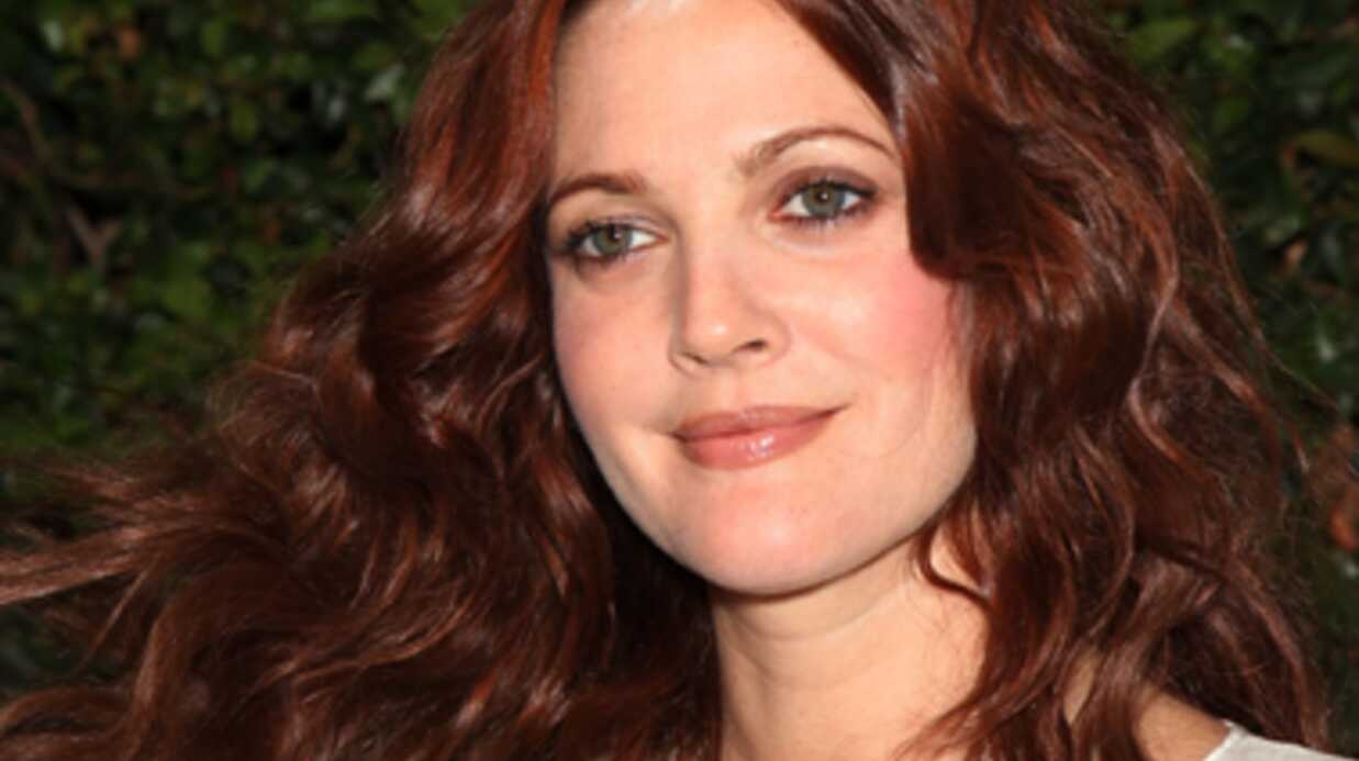 Drew Barrymore est-elle enceinte?