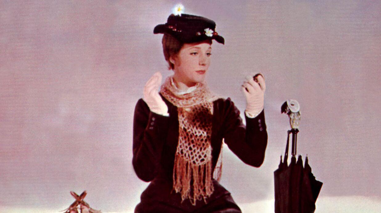 Julie Andrews raconte comment elle a failli mourir sur le tournage de Mary Poppins