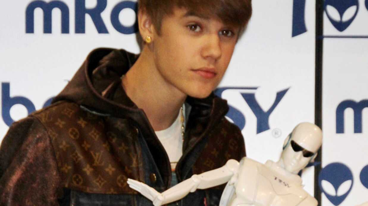 Harcelé Justin Bieber ne peut même plus aller au petit coin
