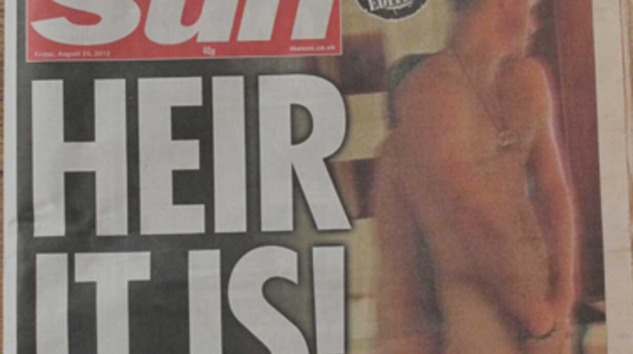 Le prince Harry revient sur ses photos dénudées à Las Vegas