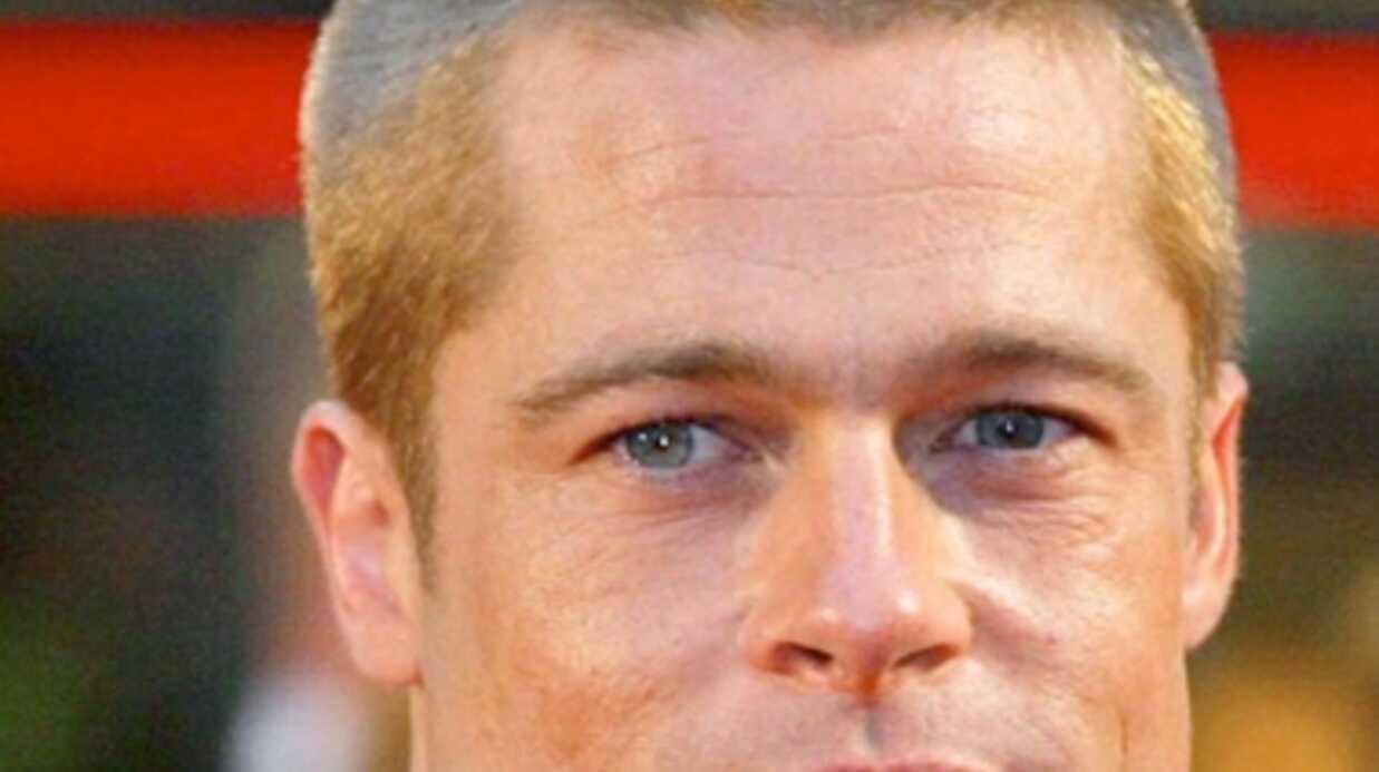 LOOK Les changements capillaires de Brad Pitt en huit photos