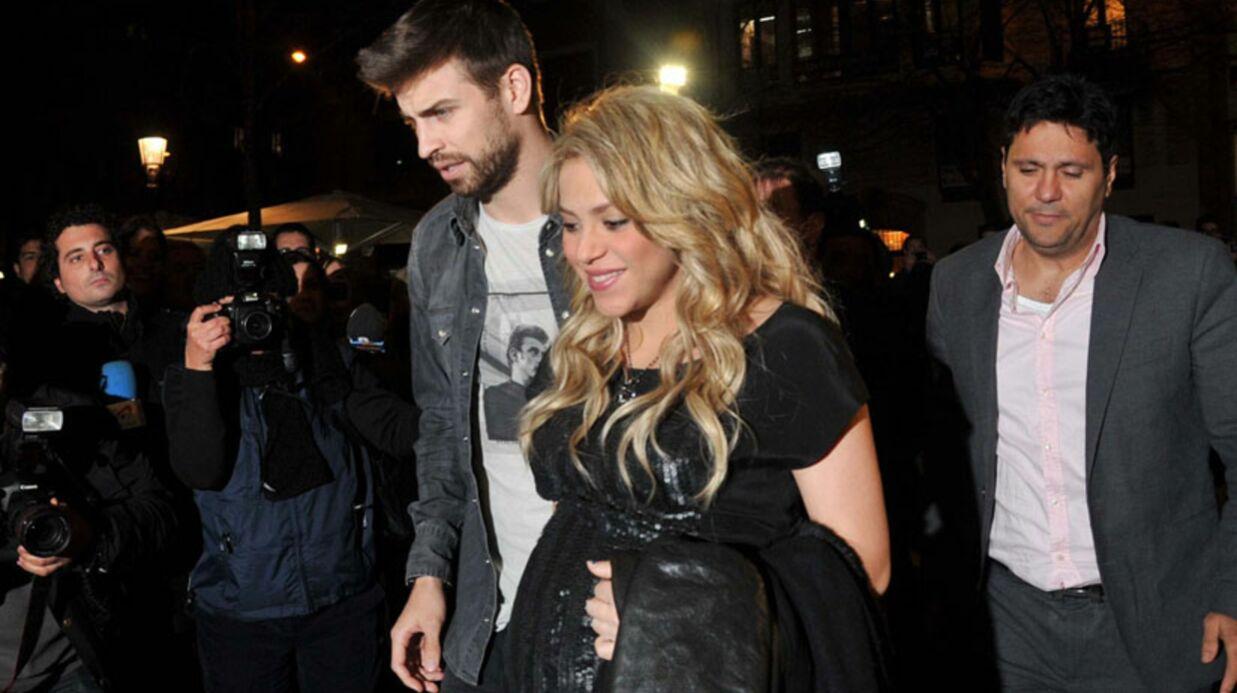 Shakira: son fils est né!