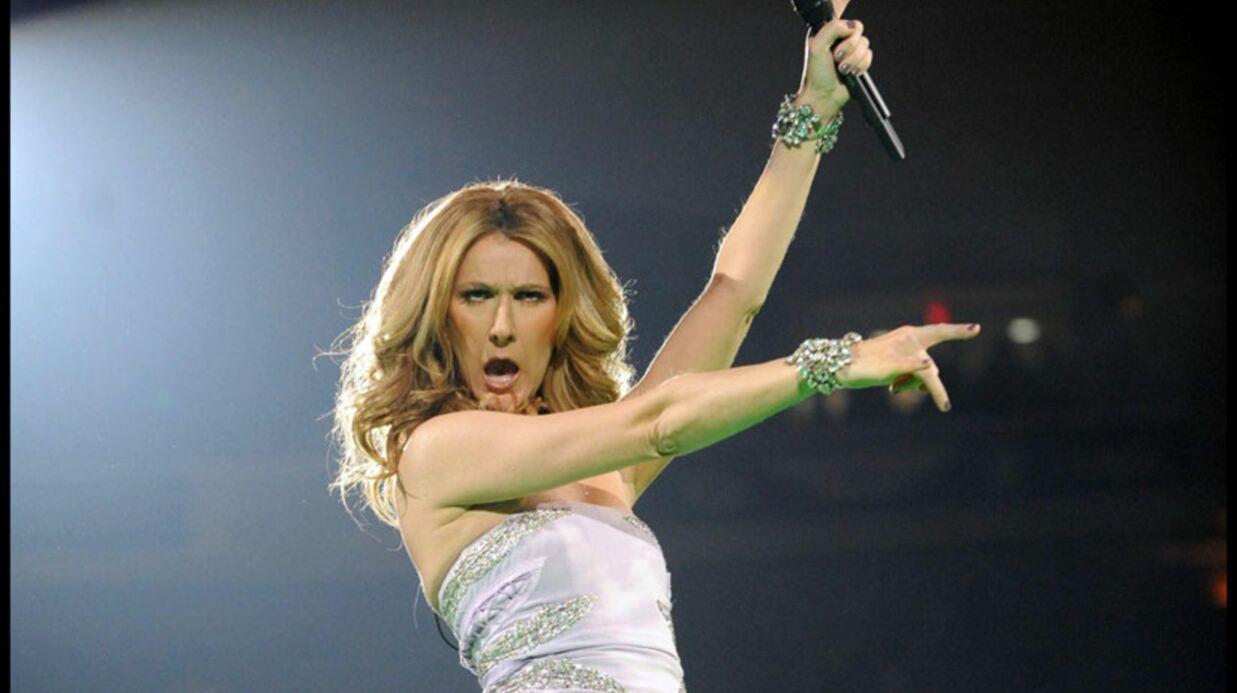 Céline Dion fait fermer un blog qui se moquait d'elle