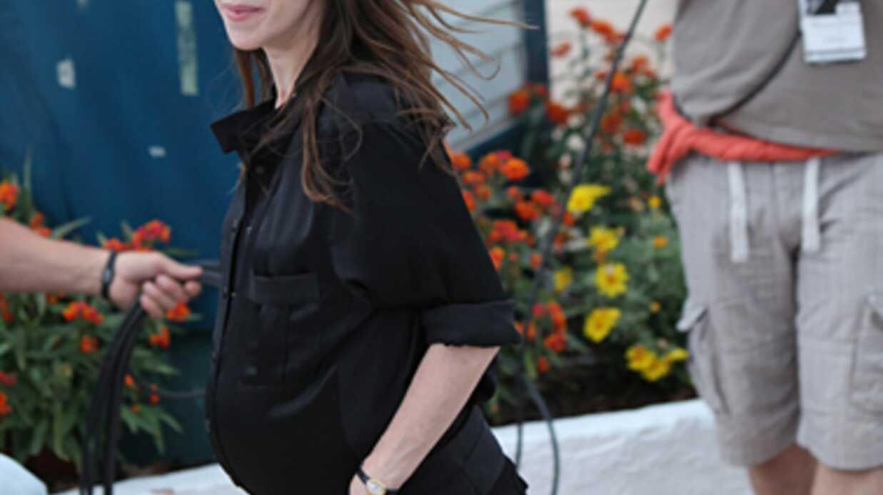 Charlotte Gainsbourg a accouché d'une petite Joe