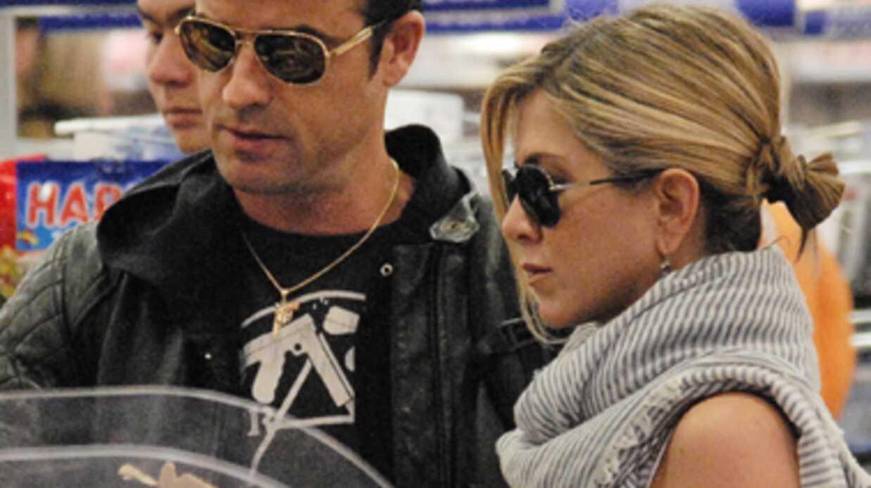 Jennifer Aniston: son mec la présente à sa famille