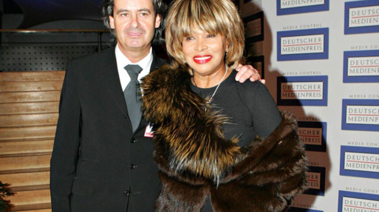 Tina Turner a épousé son compagnon de longue date