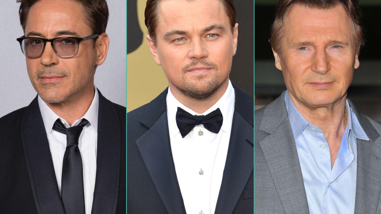 DIAPO Les 10 acteurs les mieux payés d'Hollywood en 2013/14