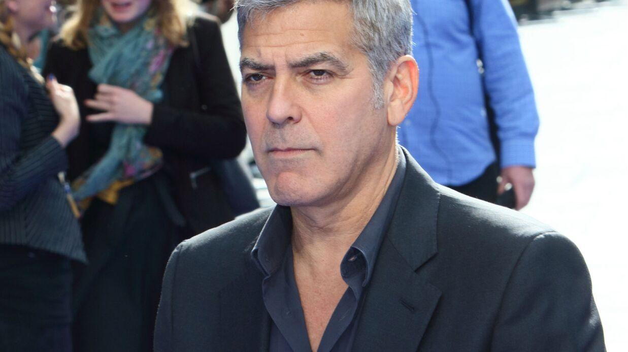 George Clooney en guerre avec ses voisins pour des caméras de surveillance