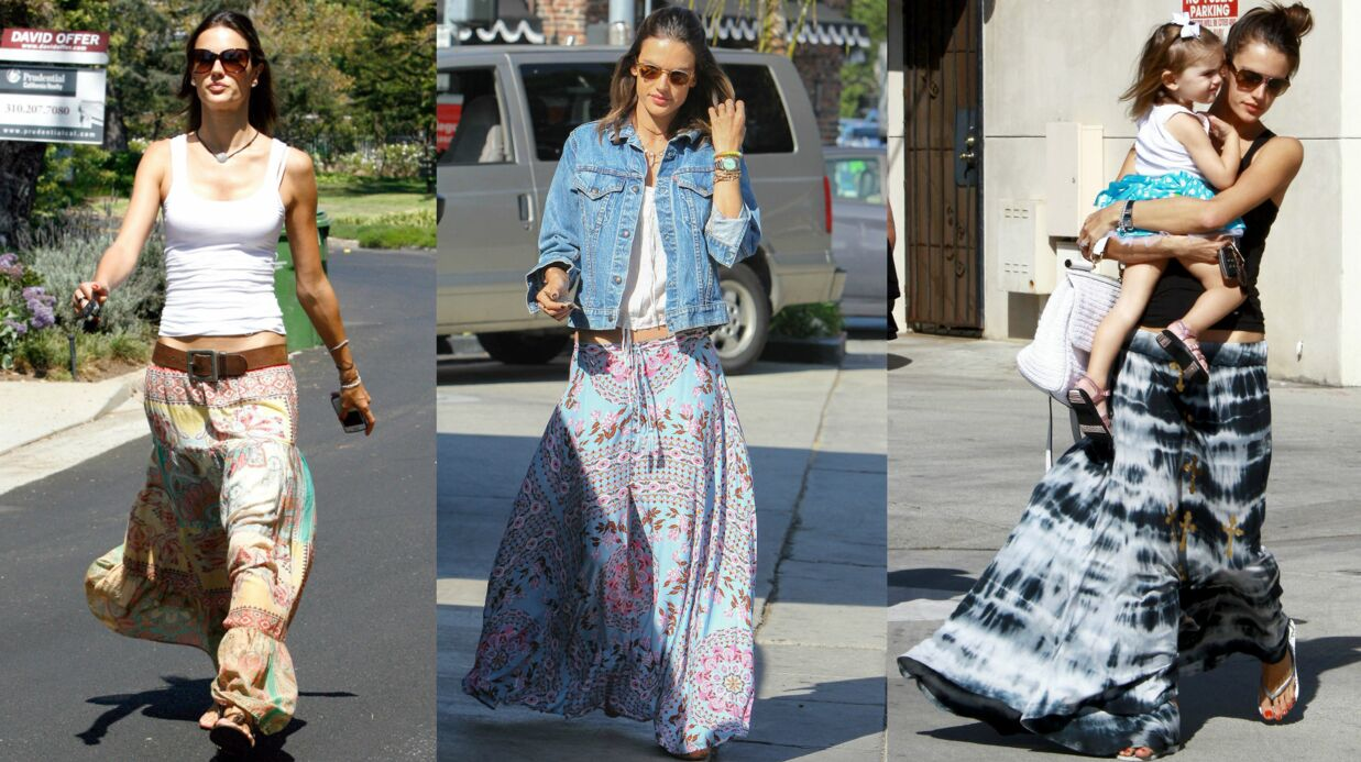 Mode: cet été on craque pour la jupe longue imprimée