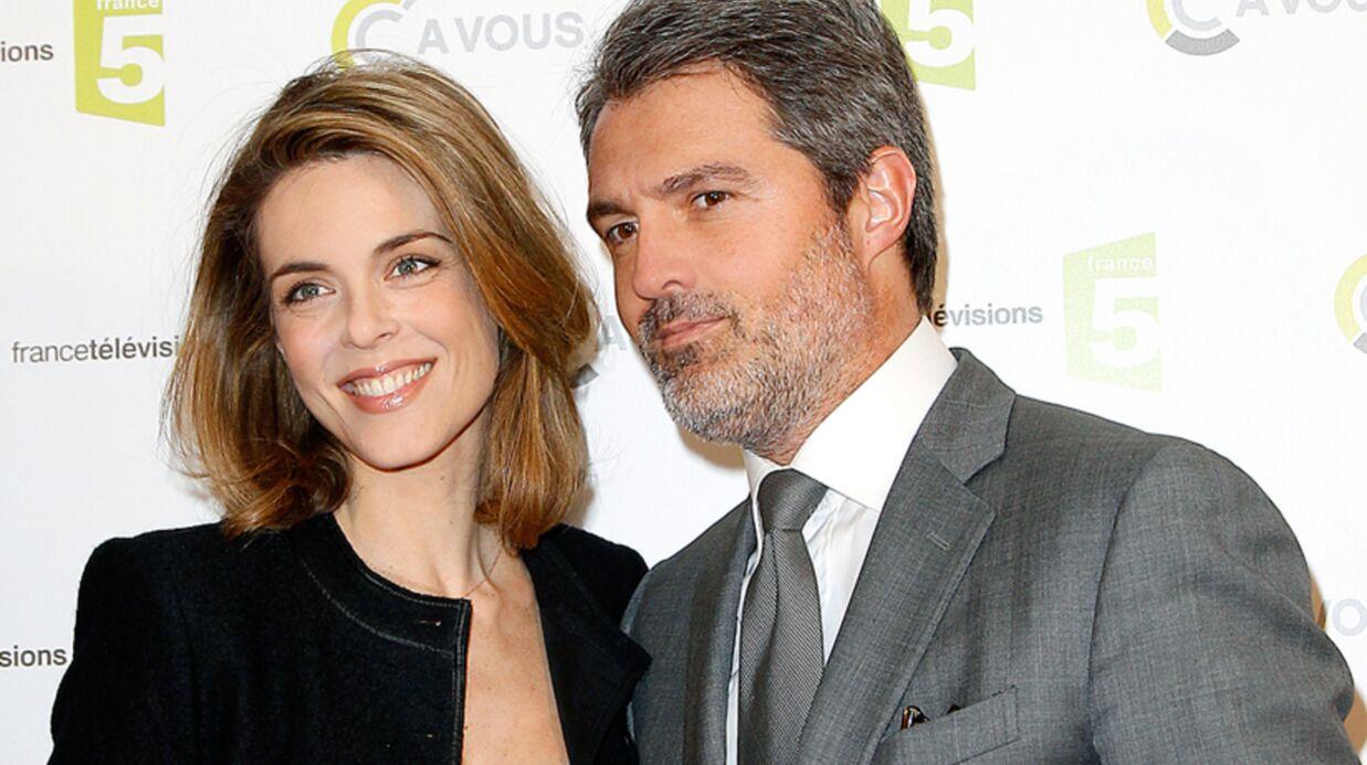 Julie Andrieu attend son premier enfant de Stéphane Delajoux