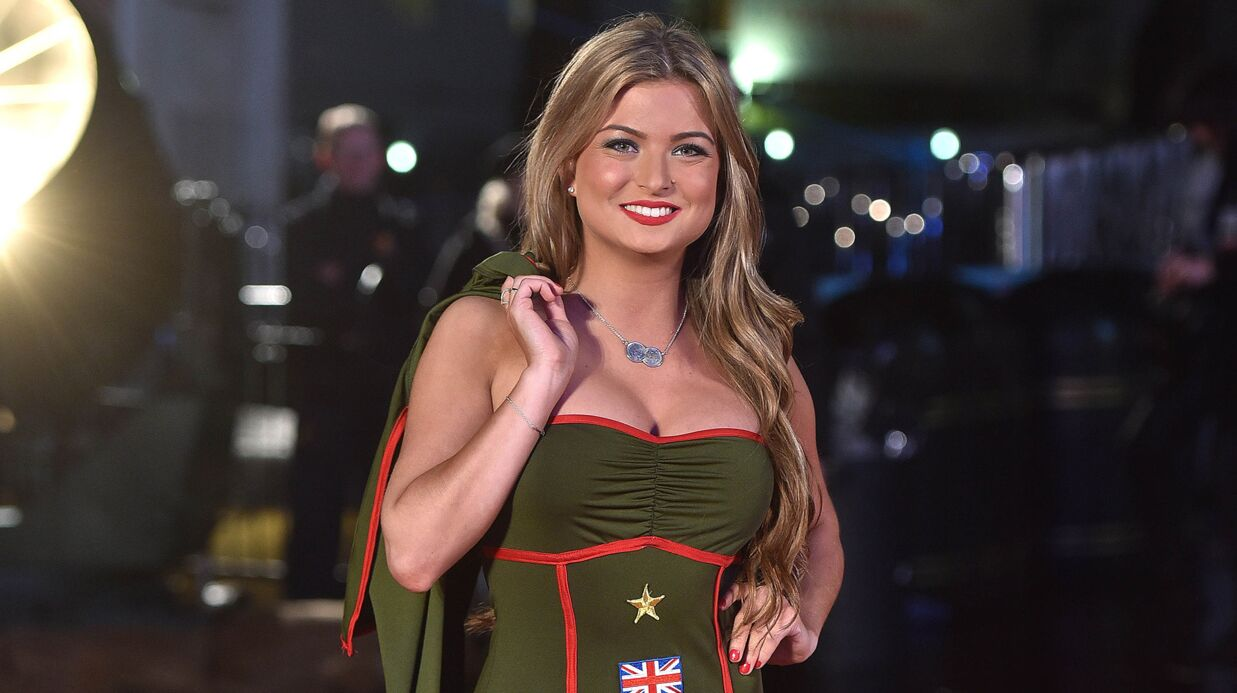 Déchue de son titre suite à ses ébats sexuels à la télévision, Miss Grande-Bretagne se défend