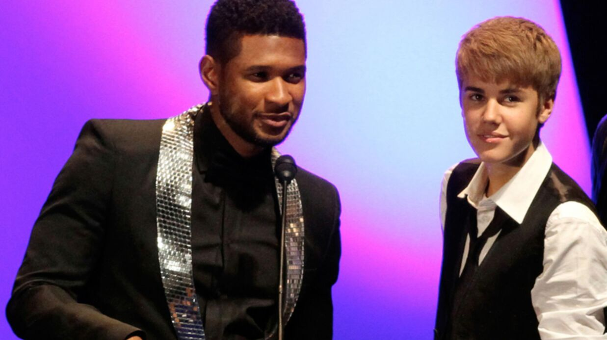 Accusé d'être un mauvais père, Usher pleure au tribunal