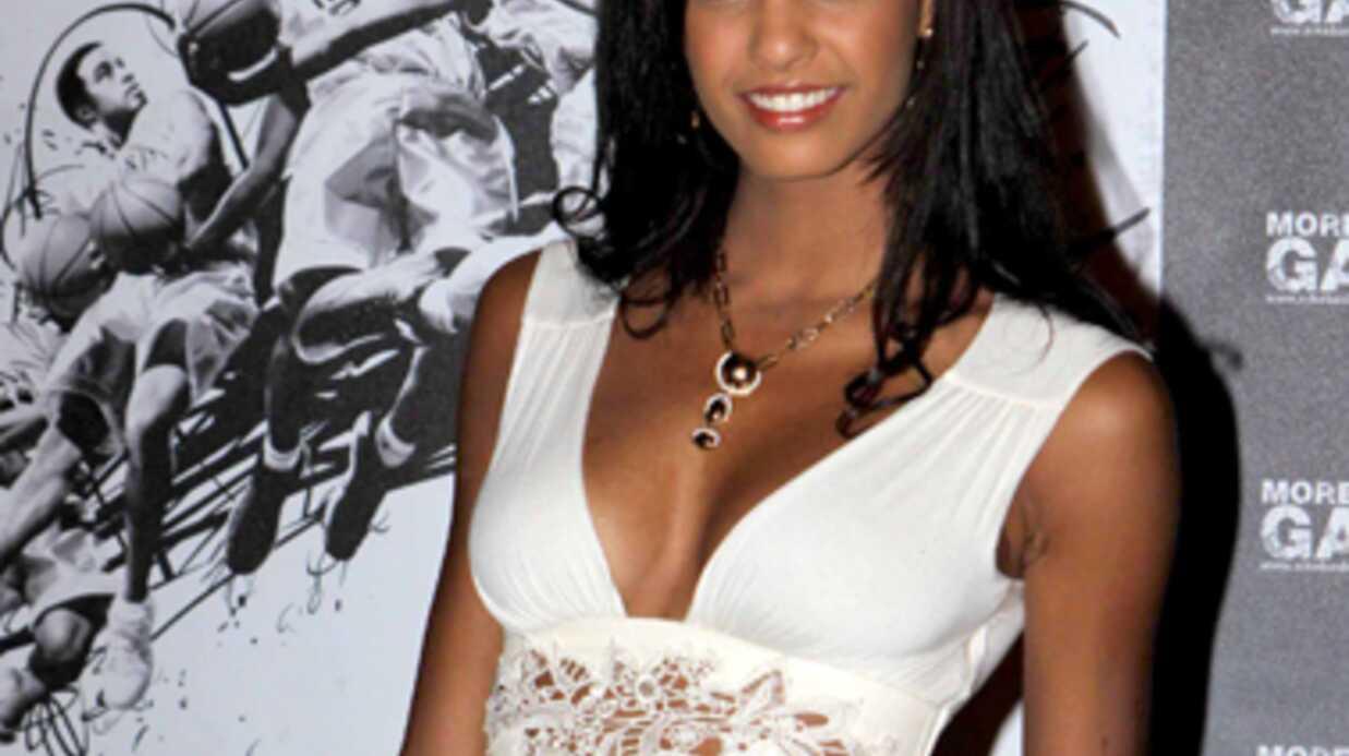 Chloé Mortaud (Miss France 2009) lutte pour perdre ses kilos de grossesse