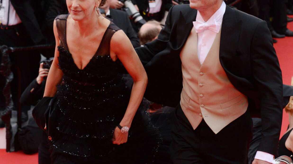PHOTOS Cannes – Carole Bouquet officialise avec son nouveau compagnon