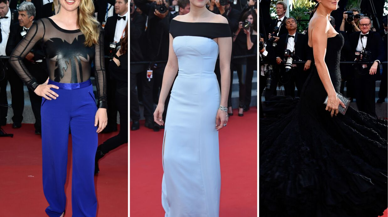 DIAPO Cannes 2015: Marion Cotillard et Linda Hardy sublimes, Carole Bouquet en couple