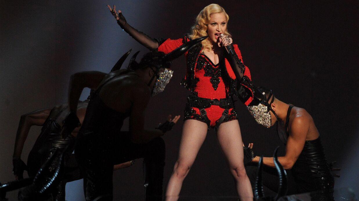 Madonna repousse le lancement de sa tournée, le Rebel Heart Tour