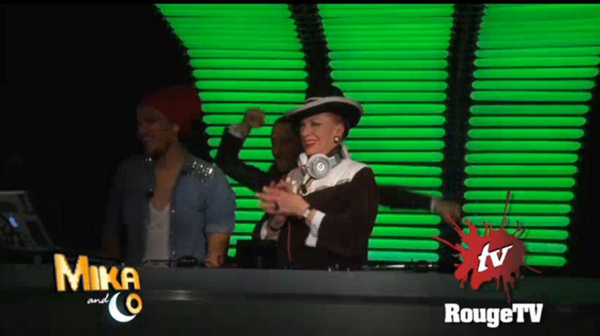 VIDEO Geneviève de Fontenay devient DJ!