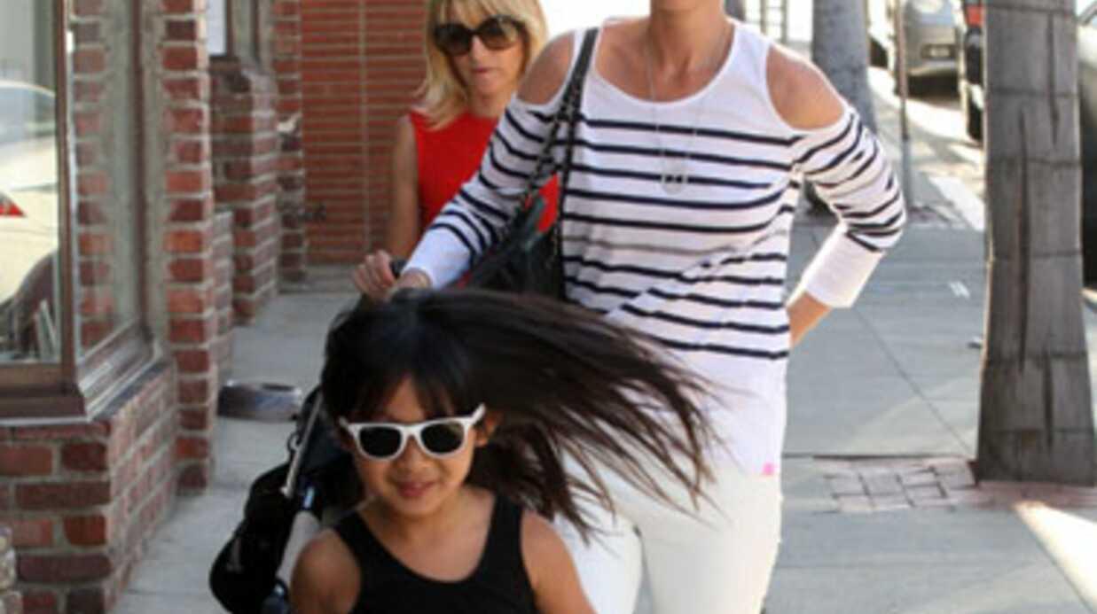 Johnny Hallyday: la vie rêvée de ses filles, Joy et Jade