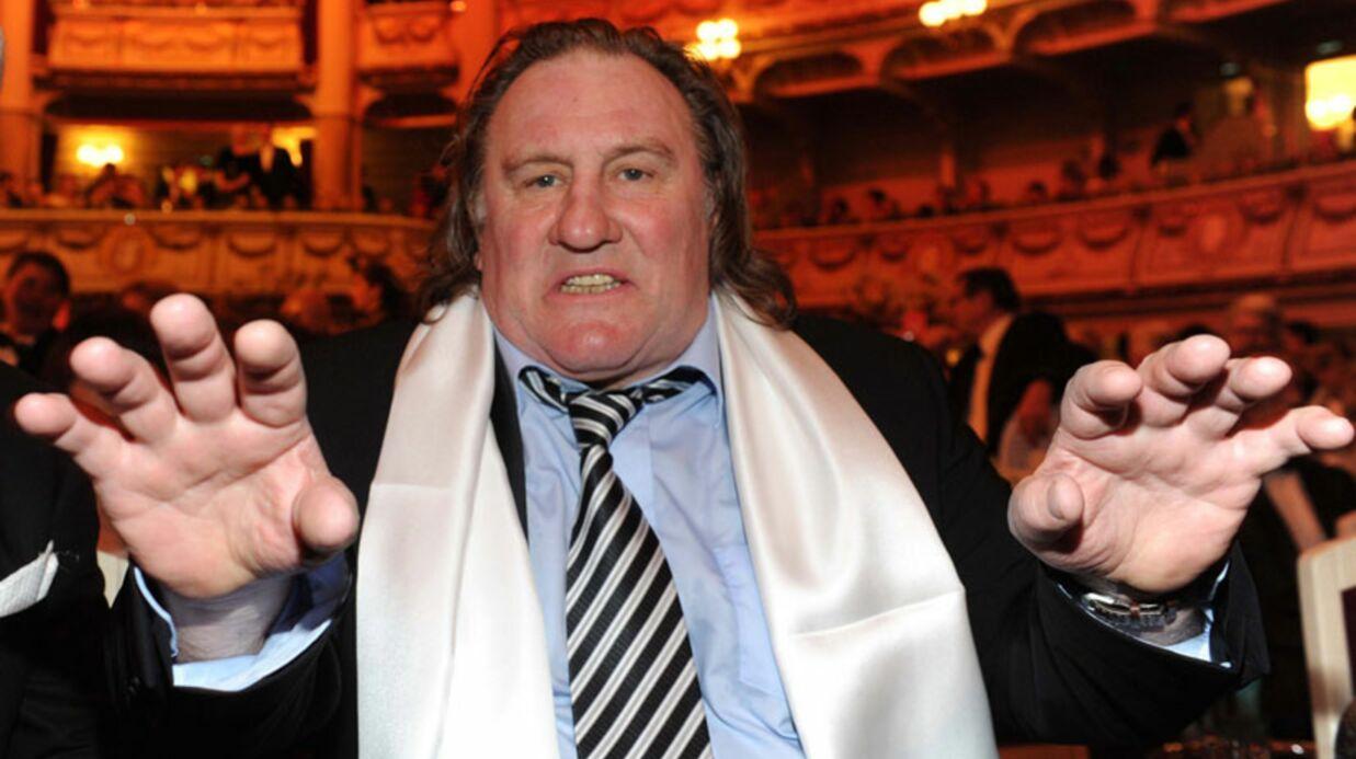 Gérard Depardieu met les boulangers de Néchin en colère