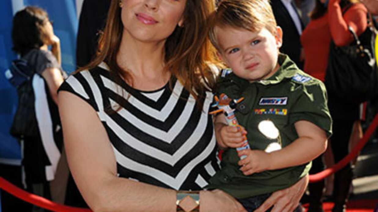Alyssa Milano attend son deuxième enfant