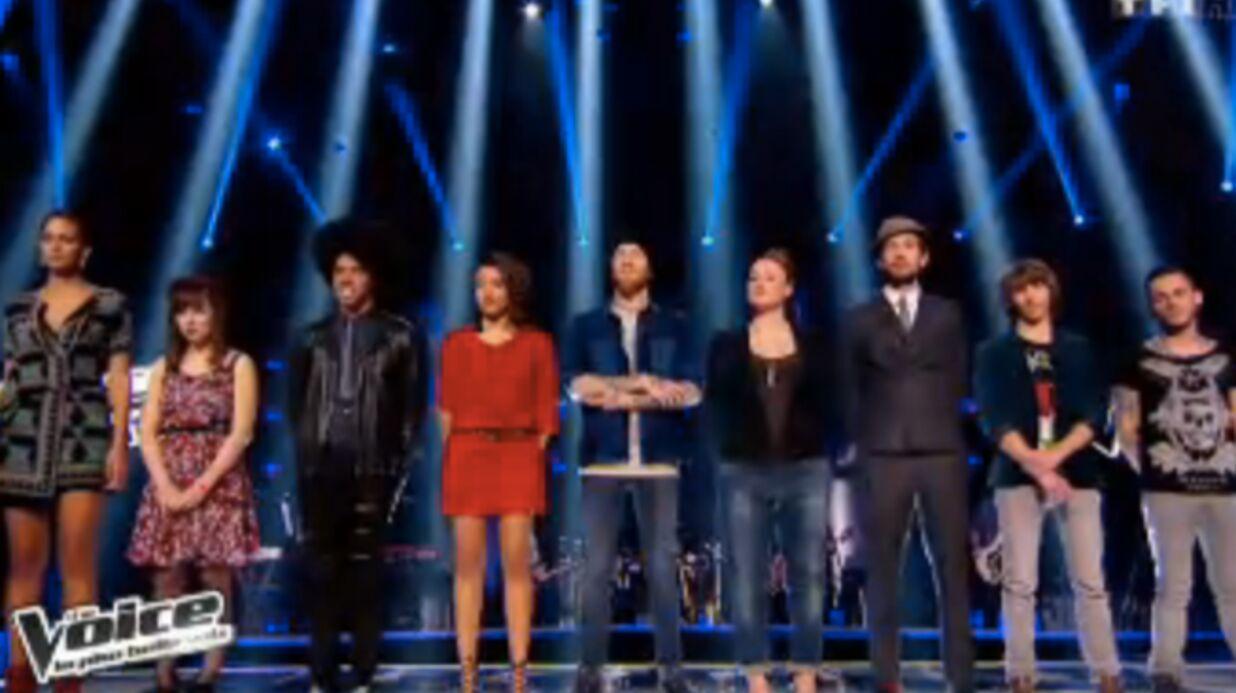 The Voice: Jenifer et Garou passent l'épreuve ultime