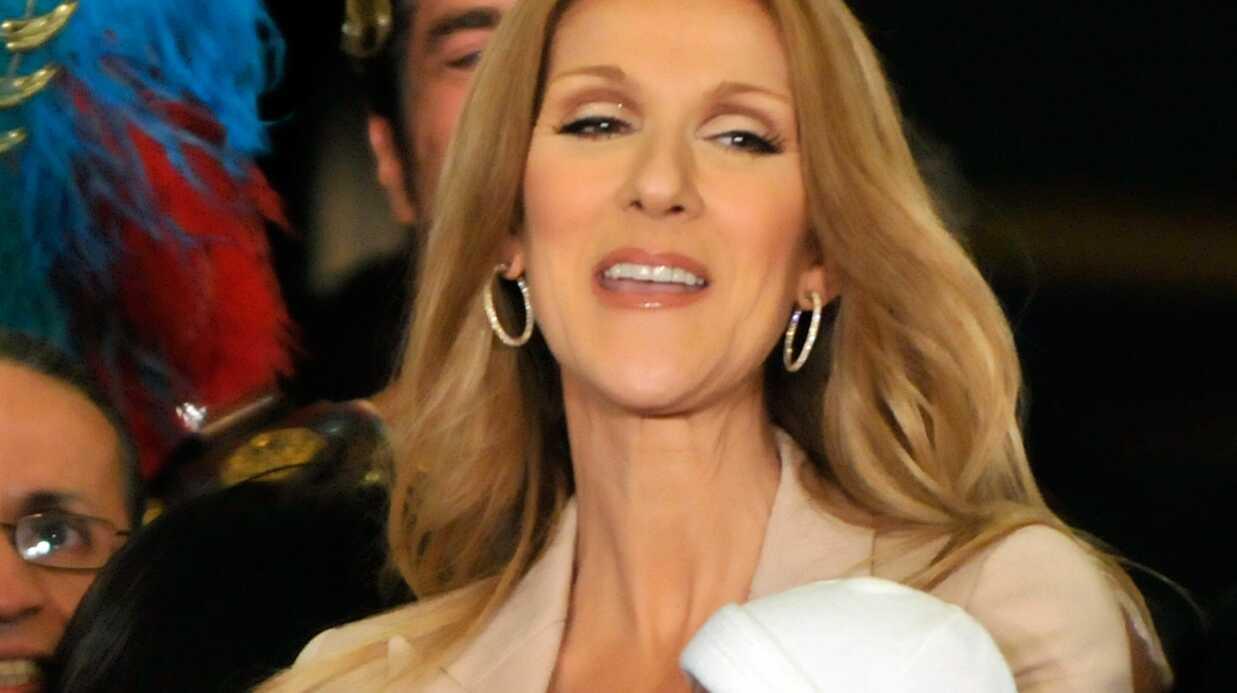 Céline Dion fête ses 17 ans de mariage en famille au ski