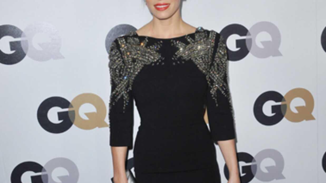 Justin Timberlake et Jessica Biel amoureux à la soirée GQ