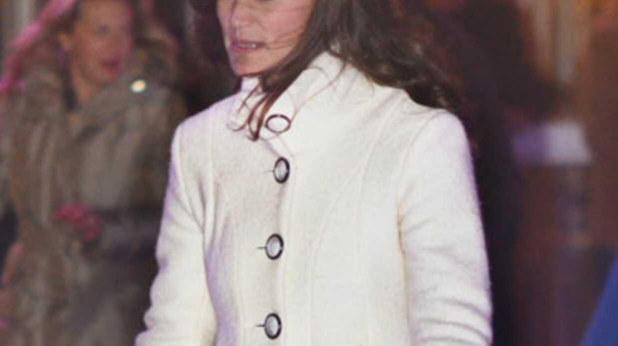 PHOTOS Pippa Middleton, reine de la glace sur ses patins