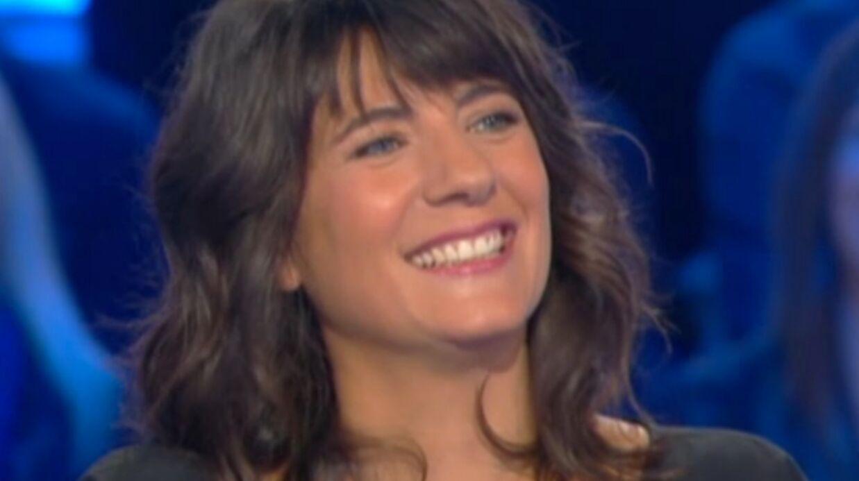 Estelle Denis raconte comment elle a été sciée par la folle demande en mariage de Raymond Domenech