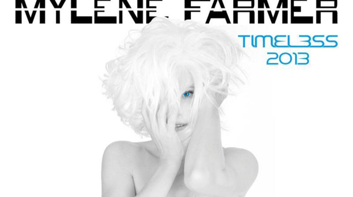 AUDIO Mylène Farmer sort À l'ombre, son nouveau single