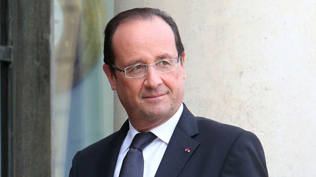 Karl Lagerfeld nie avoir traité François Hollande d'imbécile