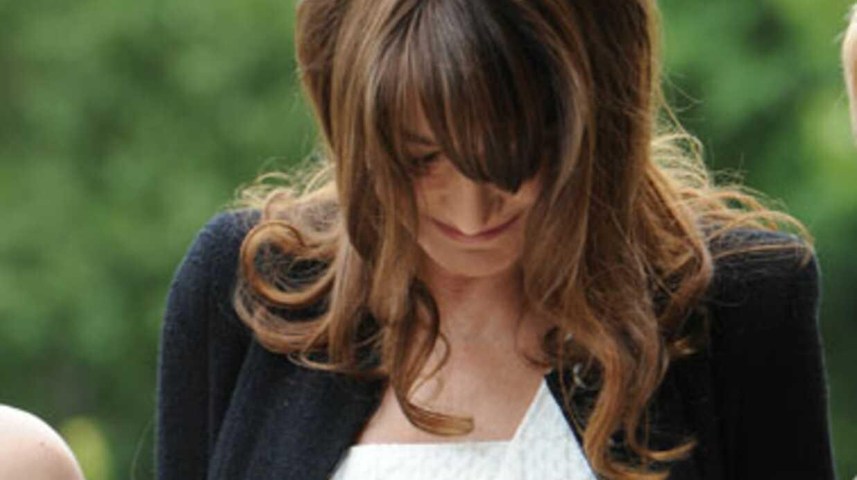 Carla Bruni et Nicolas Sarkozy: bébé prévu le 3 octobre