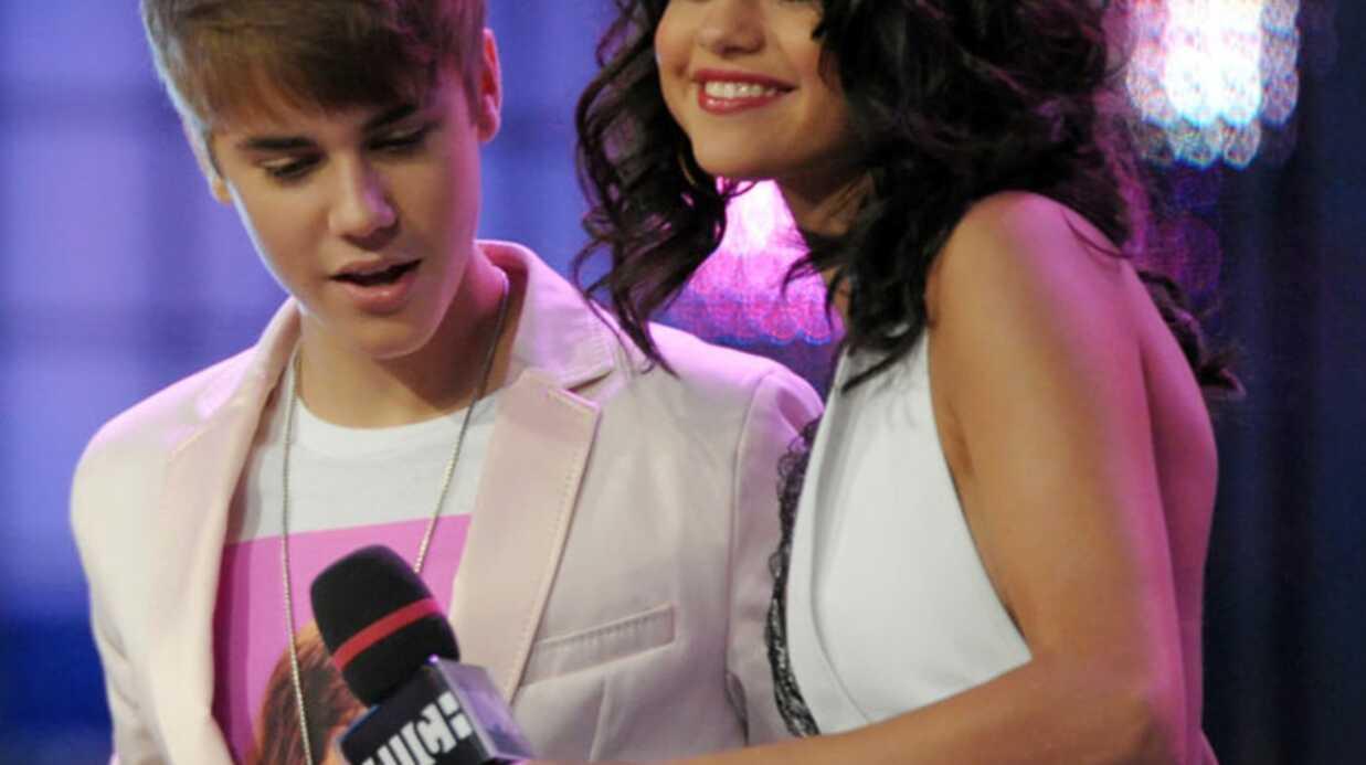 Justin Bieber et Selena Gomez jouent au papa et à la maman