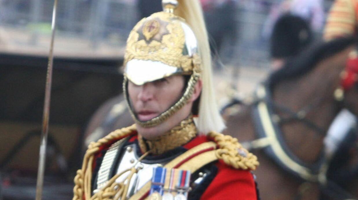 Le meilleur ami du prince William accusé d'agression avec un fouet