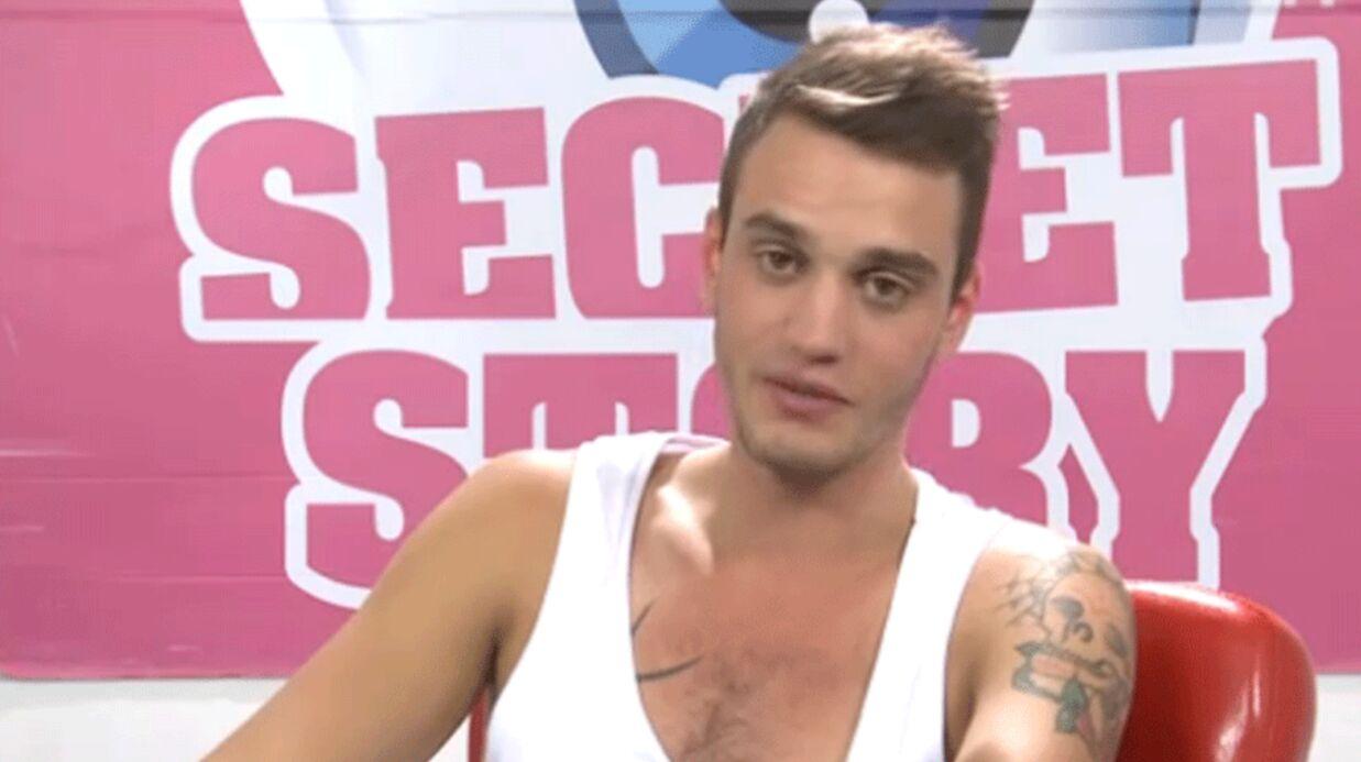Secret Story: Julien balance sur ses camarades